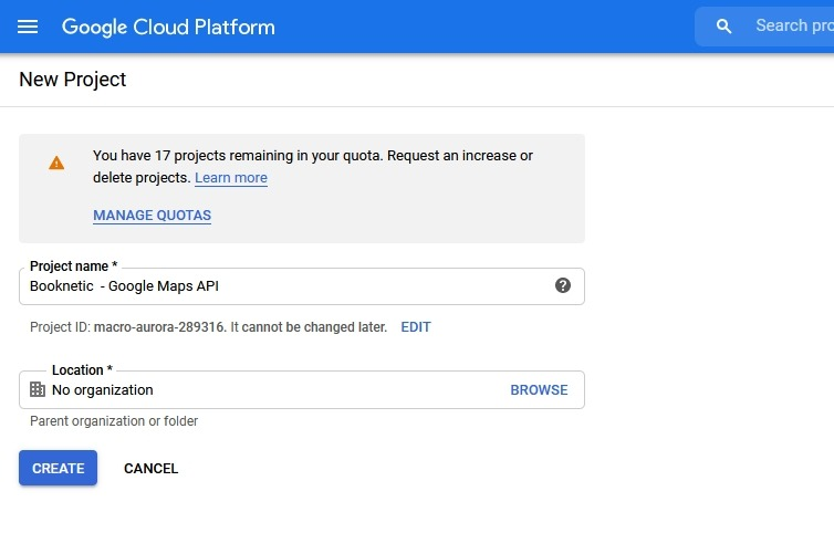 How to get Google Map API and make it work?