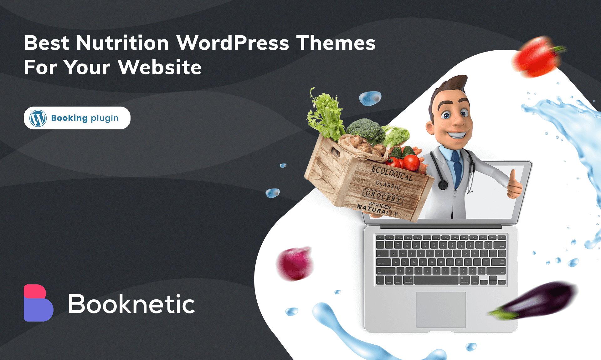 Best nutrition WordPress themes for your website
