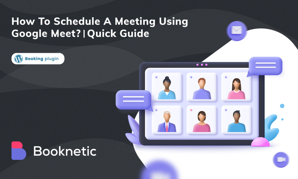 How to schedule a meeting using Google meet?   Quick Guide