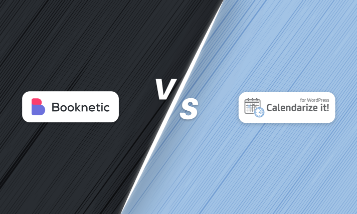 Booknetic vs. Calendarize it! | Which is better for you?