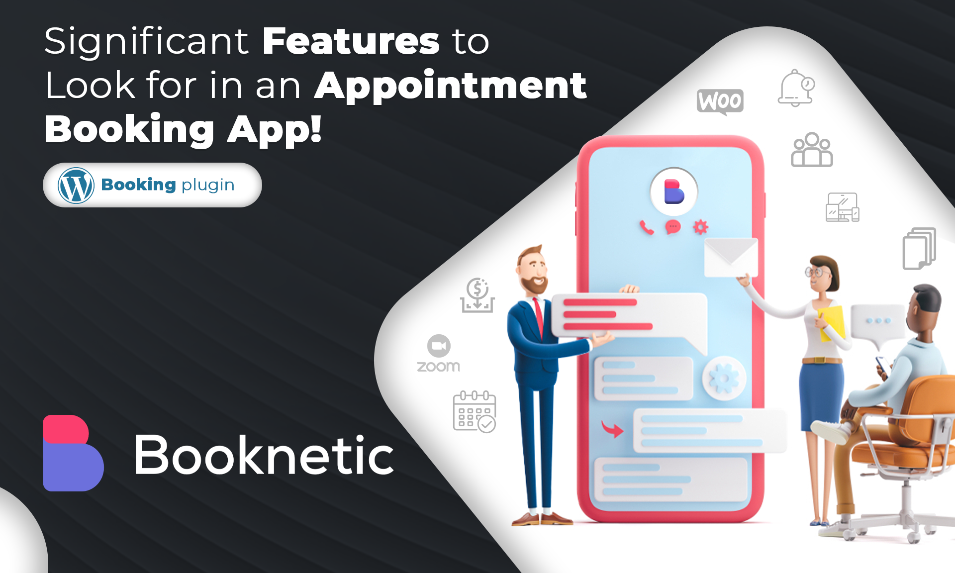 Significant Features to Look for in an Appointment Booking App