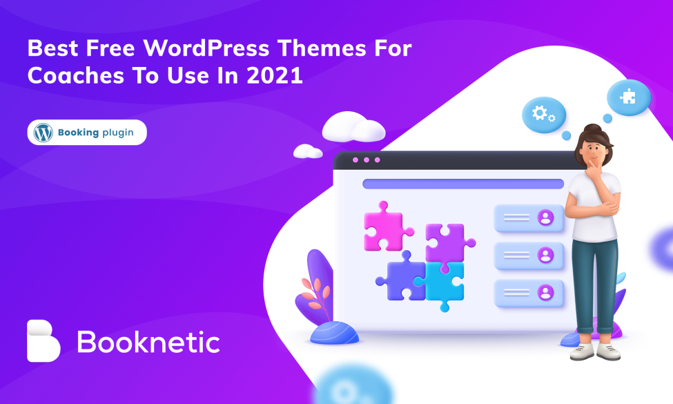 Best free WordPress themes for coaches to use in 2021