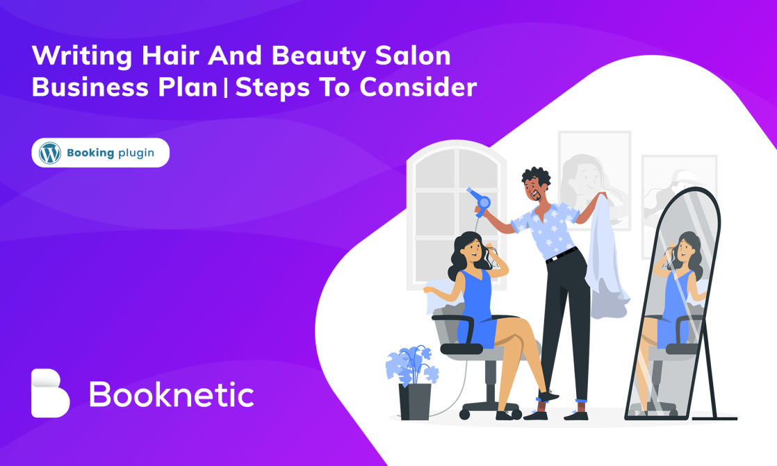 Writing hair and beauty salon business plan | Steps to consider