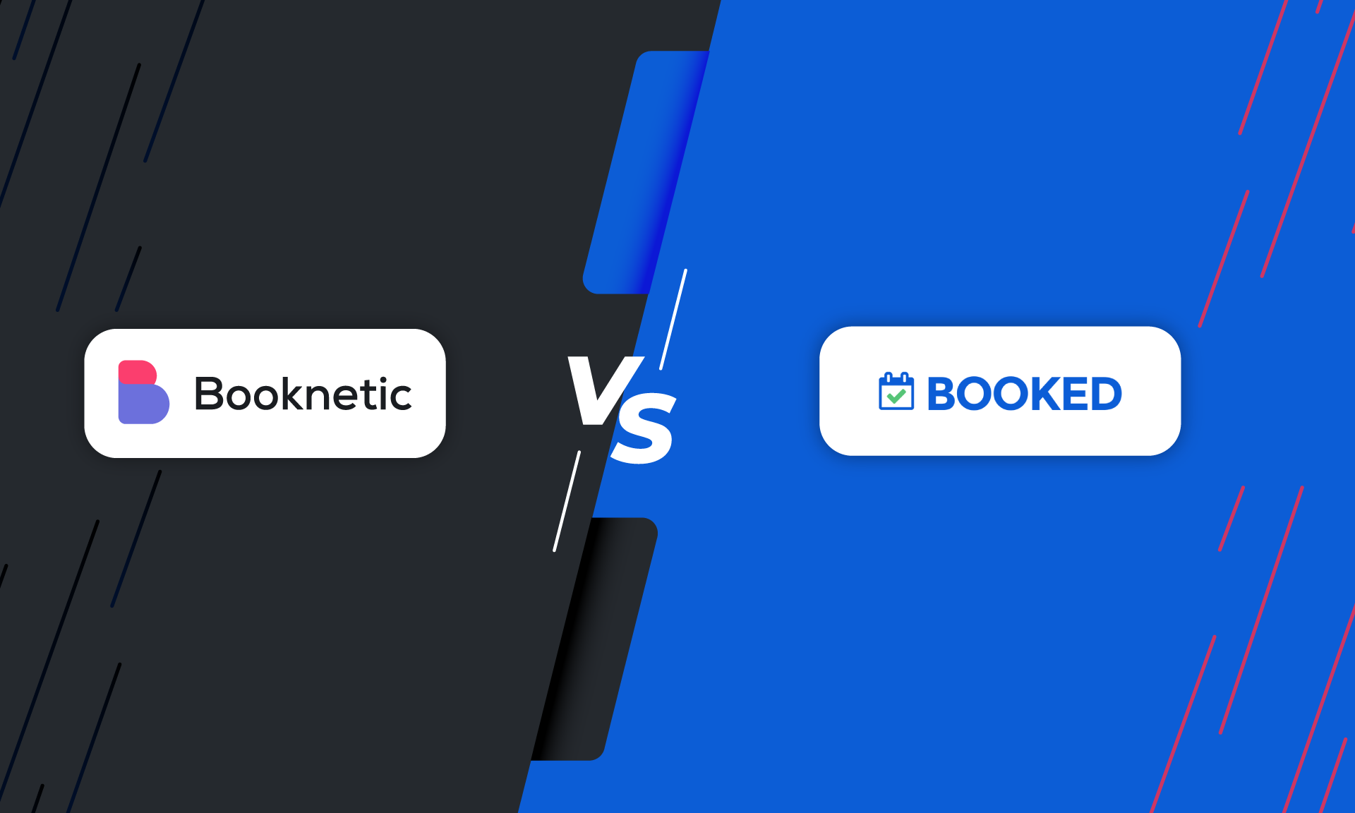 Booked vs. Booknetic